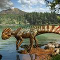 السباحة المعدات isisaurus للبالغينماء ديناصور لعبة