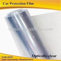 car paint protection film transparent vinyl film protective film