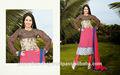 Hint elbise Şalvar satış Bollywood rahat tasarımcı Şalvar elbise