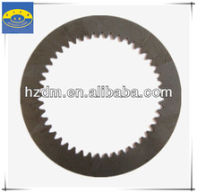 Construction Machinery Parts Steel Clutch Friction Plate