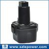 2000mah Battery Replacement for Dewalt Dc9071 De9037 De9071 De9074 De9075 Dw9071 Dw9072 Dc Dw Series Power Tool