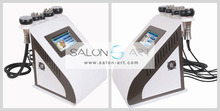 SA-6048 5 in1 rf cavitation slimming multifunction vibrate beauty machine