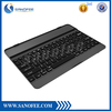 Aluminium alloy mini wireless keyboard for iPad Air