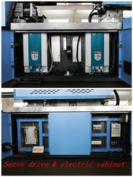 CE plastic injection machine