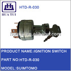 ignition switch HTD-R-030