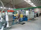 PE PP ABS PVC Granulating Line / Plastic Recycle Machine