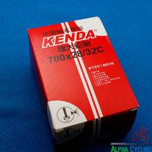 KENDA bicycle inner tube 700x28/32C A/V, Schraeder Valve, Road bike Tubes