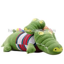 Wild Animal Cartoon Plush Toys Crocodile