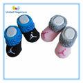 Antiscivolo anti- batteri calze bambino suola in gomma ingrosso