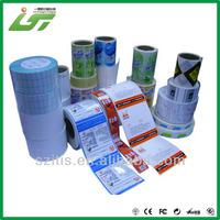 full color custom shrink wrap label printing supplier