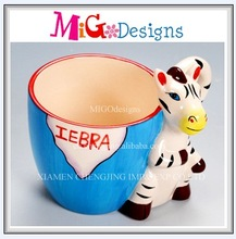 Factory Manufacture Cow Cup Cartoon Drinking Cup