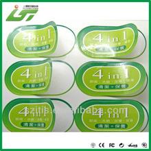 Advertising hot melt glue for label design