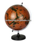 PVC world globe