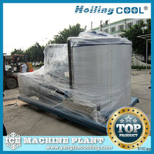 20Ton/day refrigerator compressor acommercial flake ice machine for fish food