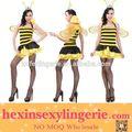 nova chegada mulheres carnaval fazer adulto fantasia de abelha