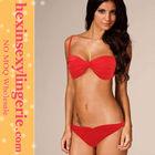 wholesale blue adult red hot woman christmas bikini
