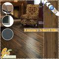 J&d pisosde plástico parece madeira/5mm piso de vinil
