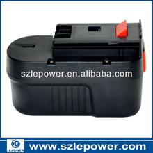 14.4v 2000mah ni-mh power tool Battery Pack for Black & Decker HPB14