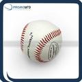 de promoción de béisbol de cuero de la pu de pelotas de béisbol