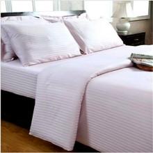 Star hotel 100 egyptian cotton 60s satin bed sheet fabrics