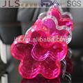 2014 plástico flor de cerejeira caixa de presentes de natal