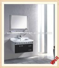 2015 Spanish stainless steel bathroom furniture 8806