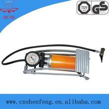 Single Barrel Foot Tire Air Pump