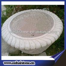 Healthful Granite Stone Garden Decorative Flowerpots Online Container Gardening