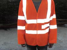 long sleeve reflective safety vest