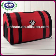 Hot selling Red dog bag pet dog bag wholesale