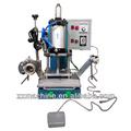 automático de couro hot stamping máquina para couro