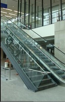 10+10+10mm staircase railing tempered glass