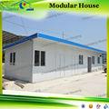 Excelente design e forte casas pré-fabricadas na áfrica do sul