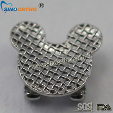 SINO ORTHO dental roth fashion brace Mikey Follower Heart Five star