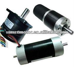 good quality brushless / brushed dc electric motor, with power 20w, 50w, 75w, 100w, 150w, 200w, 300w, 400w, 600w, 800w, 1000w