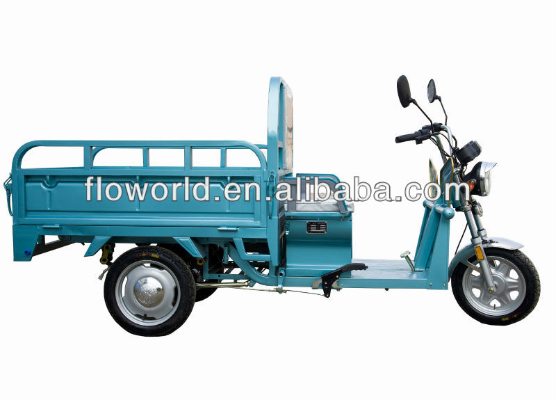 Electric powered tricycle