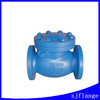 DIN standard cast iron check valve swing type