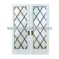 Vidrio esmerilado interior puerta ws-ga161