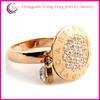 Fashion wedding ring,silver ring,diamond ring promotional