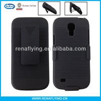 Holster combo mobile case for samsung galaxy s4 mini i9190 i9192