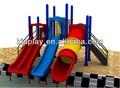 Alta qualidade crianças water slide, campo de jogos de água