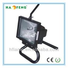 500W halogen portable work lamp 220V