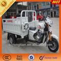 Tres ruedas 250cc Motor triciclo de la vespa