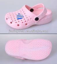Nouveaux enfants Outdoor chaussures de jardin Eva