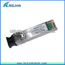 10Gbps CWDM SFP+ Transceiver 80km Alcatel Router Compatible