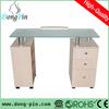 salon furniture of portable nail table /mobile nail table