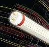 Led Tube light 18W, Led Tube 18W, Energy Saving Led Tube Lamp, Dien Quang Lamp Led, lighting equipment, electrical equipment