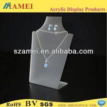 customized acrylic jewelry raw material/POP acrylic jewelry raw material