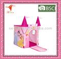 princesa estilo as crianças brincam tenda casa