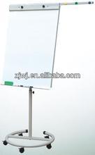 Rundschreiben rollen werbung Flipchart display whiteboard stehen